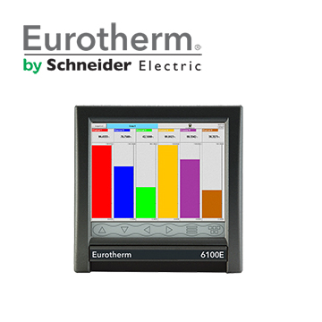 Eurotherm 6100E Paperless Graphic Recorders