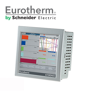 Eurotherm 6100XIO & 6180XIO Distributed Graphic Recorders