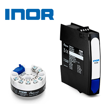 INOR IPAQ C330/R330 Smart 2-wire universal transmitter with NFC technology