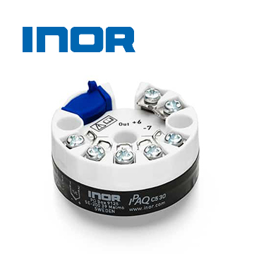 INOR IPAQ C530/R530  Smart 2-wire universal transmitter with HART® 7 and NFC technology