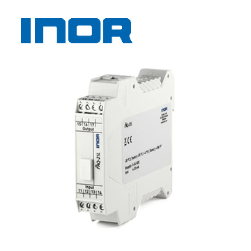 INOR IPAQ-21/-22 Universal 1- & 2-channel Programmable 2-wire Transmitters