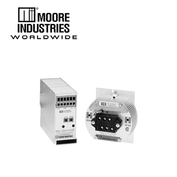 Moore Industries ACX AC Current Isolator and Transmitter (2-Wire)