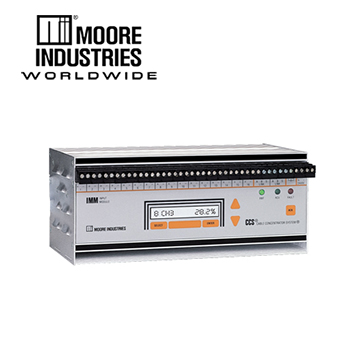 Moore Industries CCS® WirelessHART® Cable Concentrator System