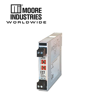 Moore Industries ECT-DIN Signal Isolator, Converter, Repeater, Booster and Splitter