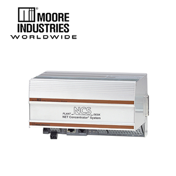 Moore Industries microNCS® MODBUS RTU Master and Distributed I/O System
