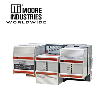 Moore Industries NCS NET Concentrator System Process Control and Distributed I/O